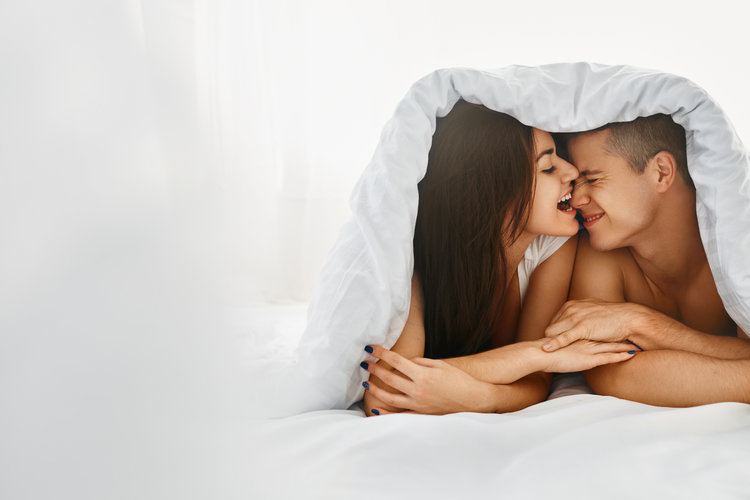 Deepen Intimacy - and enjoy connected sex in your partnership.
