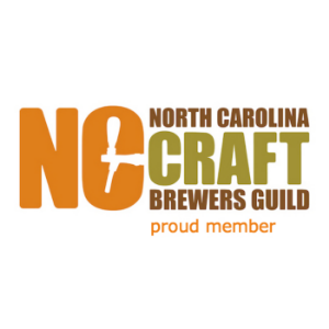 Proud Member of the NC Brewers Guild