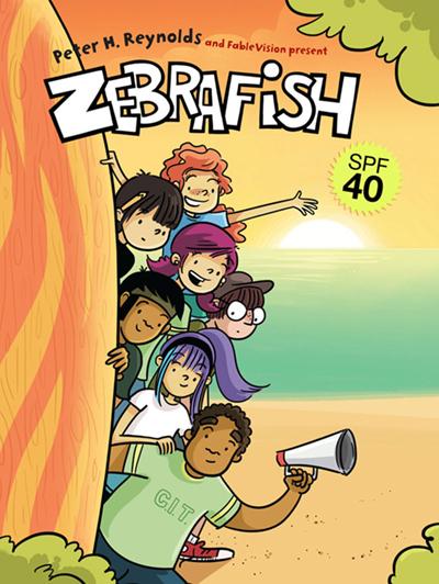 Zebrafish: SPF 40