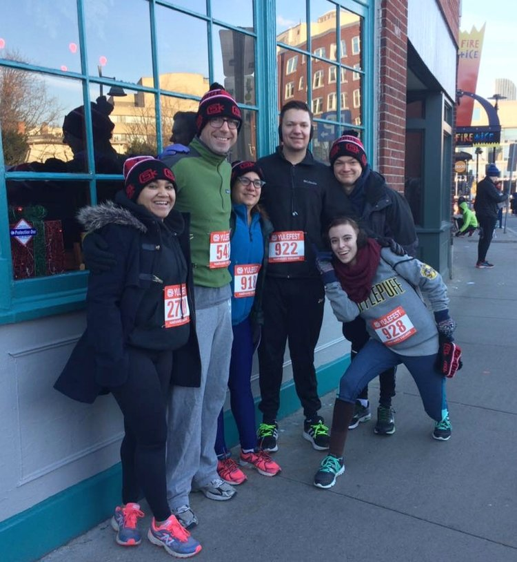 FableVisionaries at the Cambridge 5K