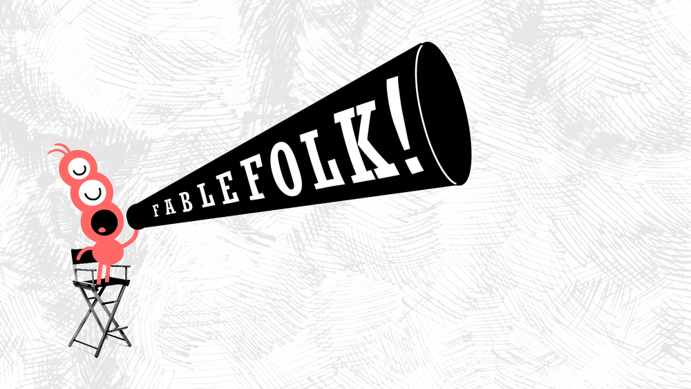 Branding created by Bob Flynn exclusively for FableFolk.