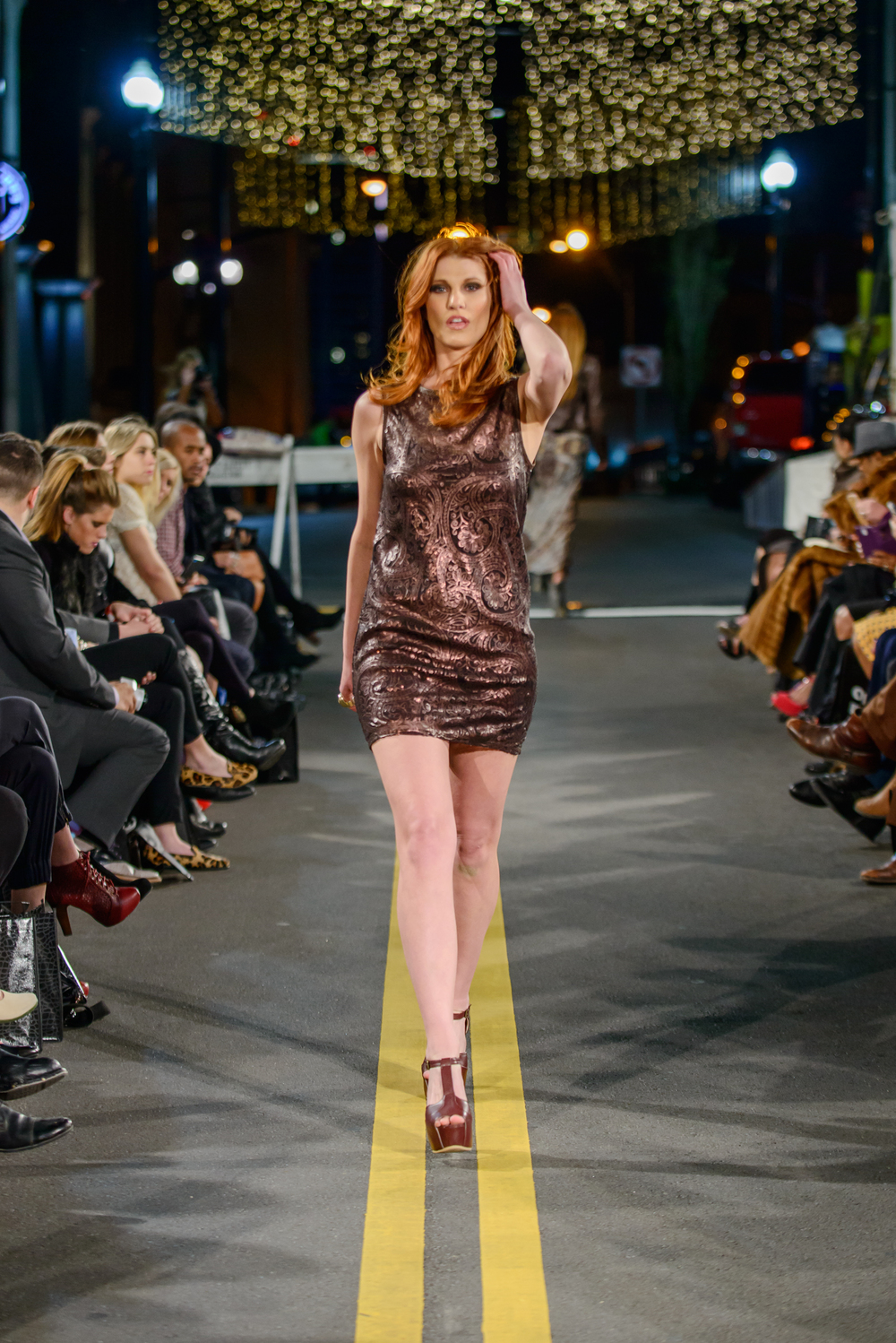 Image courtesy of  Verve Studios  Tony Hayes and  Nashville Fashion Week