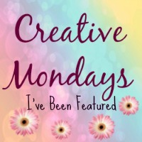 http://www.clairejustineoxox.com/search/label/Creative%20Mondays