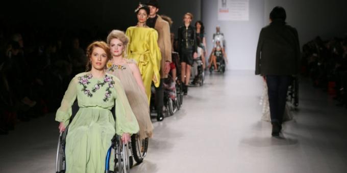 FTL Moda runway show at New York Fashion Week 2015