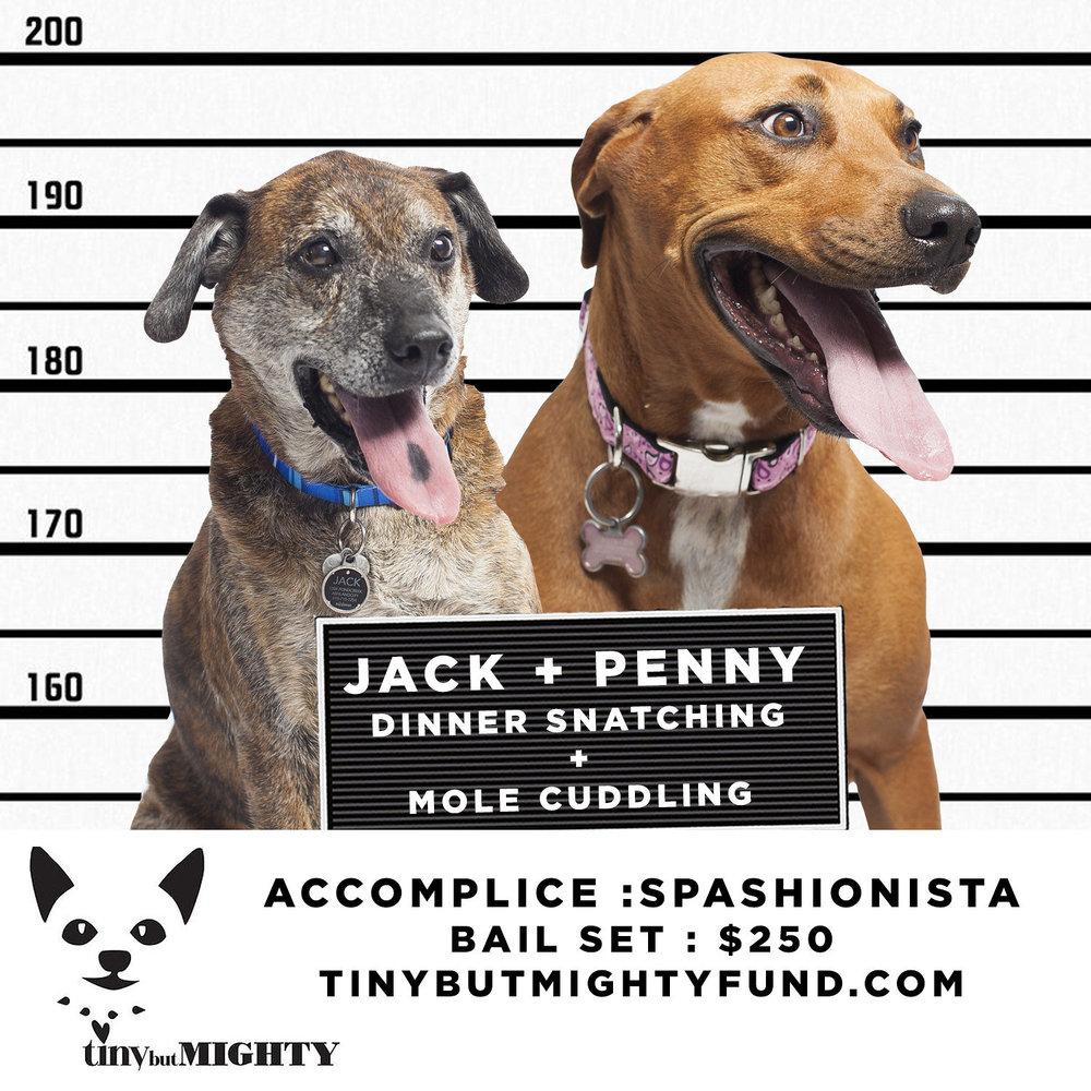 Happy Jack & Penny Lane