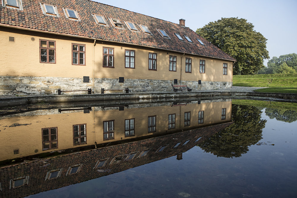 Akershus reflections.