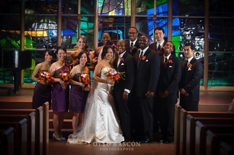 Alice Millar Chapel Wedding