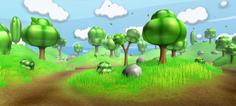 Toon Nature Pack - Unity Asset Store