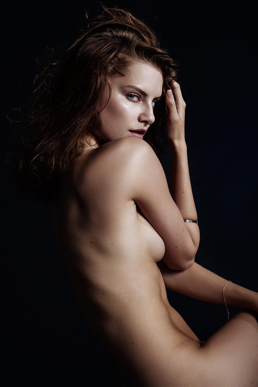 Ethereal Girl by Cristian Davila Hernandez 1