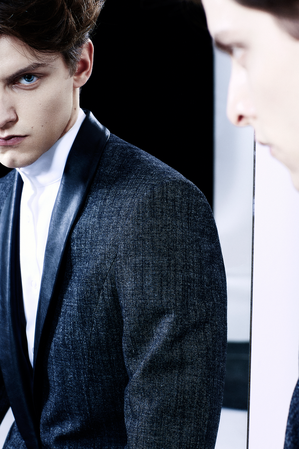 The Suits Antwerp Lookbook AW-15 by Cristian Davila Hernandez 2