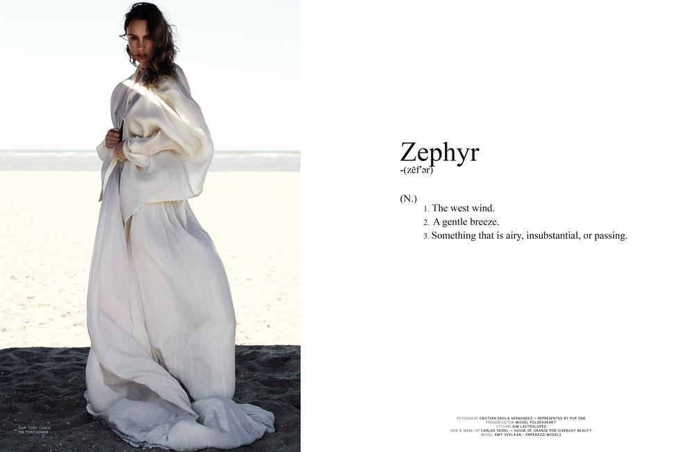 Zephyr by Cristian Davila Hernandez