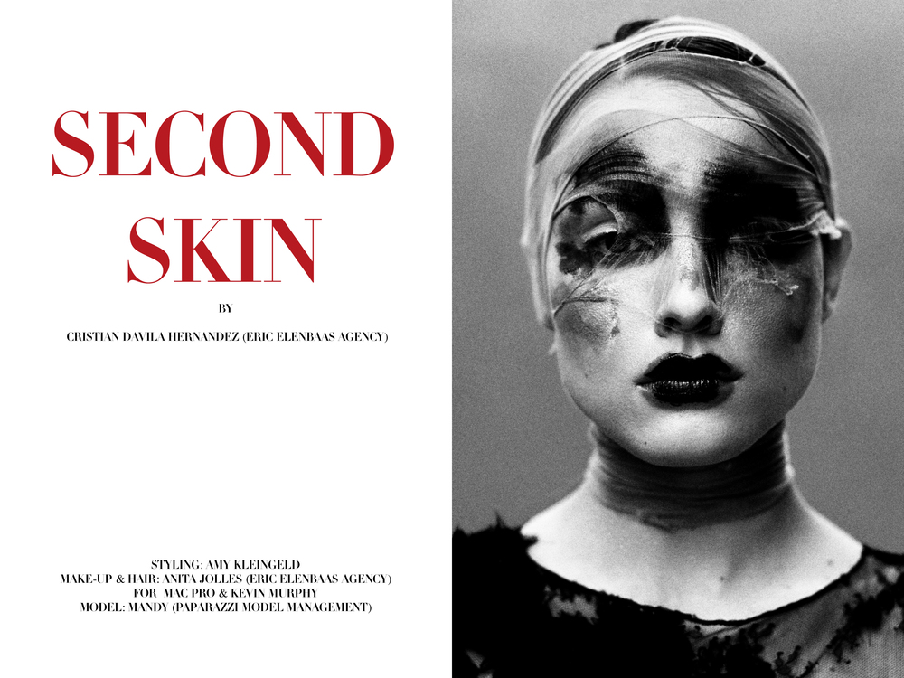 Second Skin by Cristian Davila Hernandez