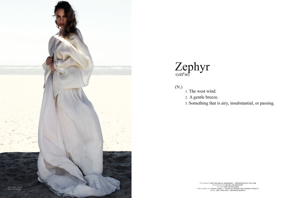 ZEPHYR FOR LAF MAGAZINE