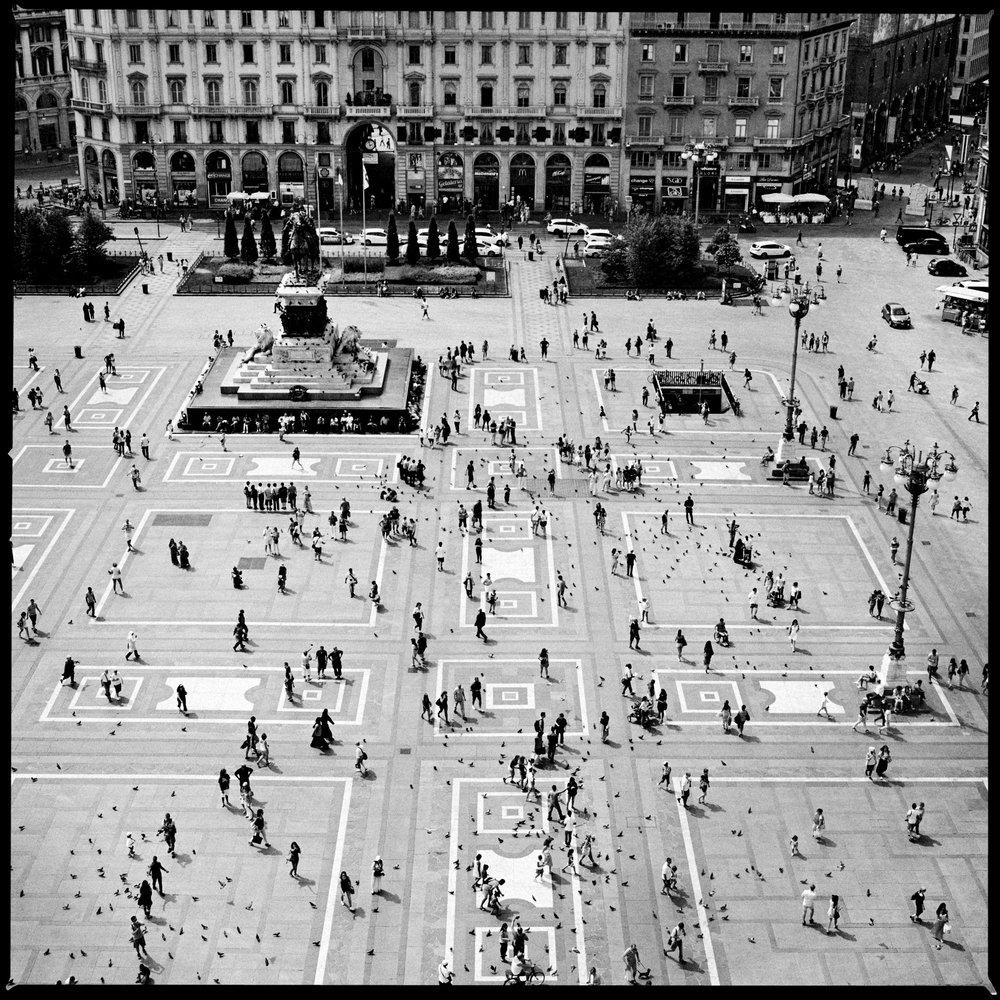 Milan by Cristian Davila Hernandez
