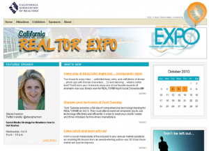 CAR Expo Home Page