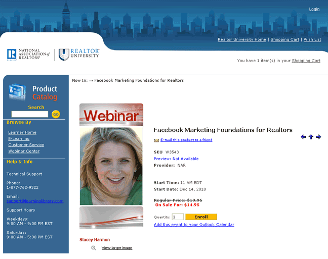 Facebook Foundations for Realtors