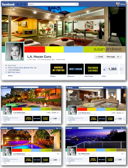 Facebook Page Creation & Branding Services for Real Estate