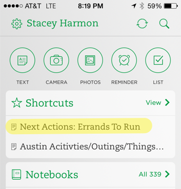 Stacey First Heard About This Note Taking App Called Evernote In 2009 From Several Of Her Fellow Speakers At Real Estate Marketing And Technology