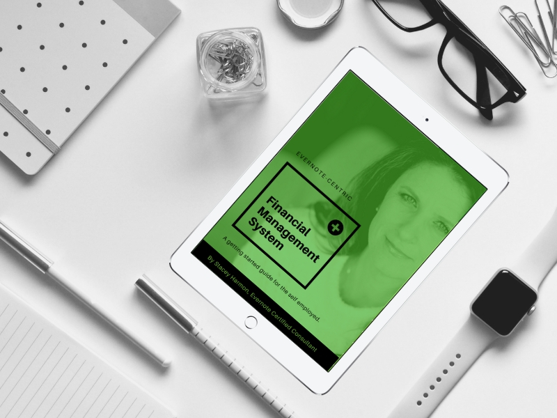 Evernote for Tax Organization