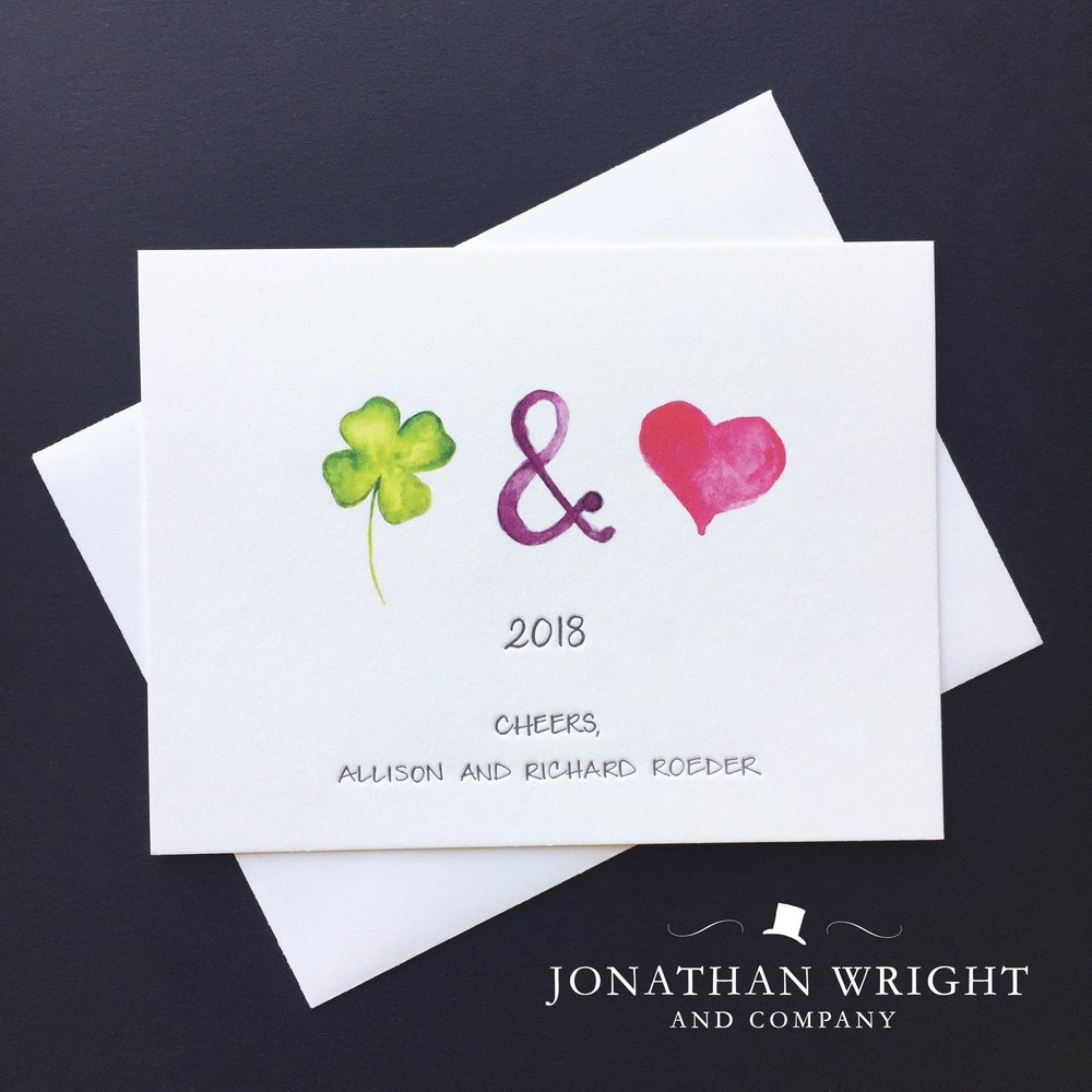 Holiday Greeting Cards Jonathan Wright And Company