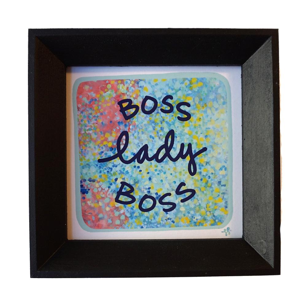 Boss Lady BOSS