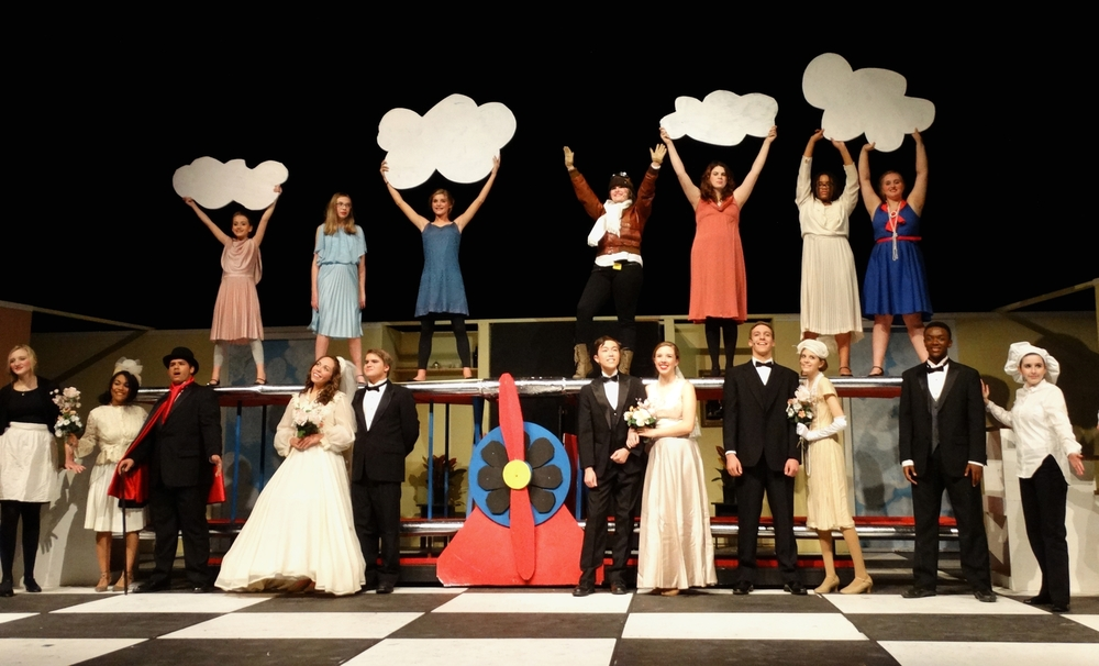 The Drowsy Chaperone   November 2014