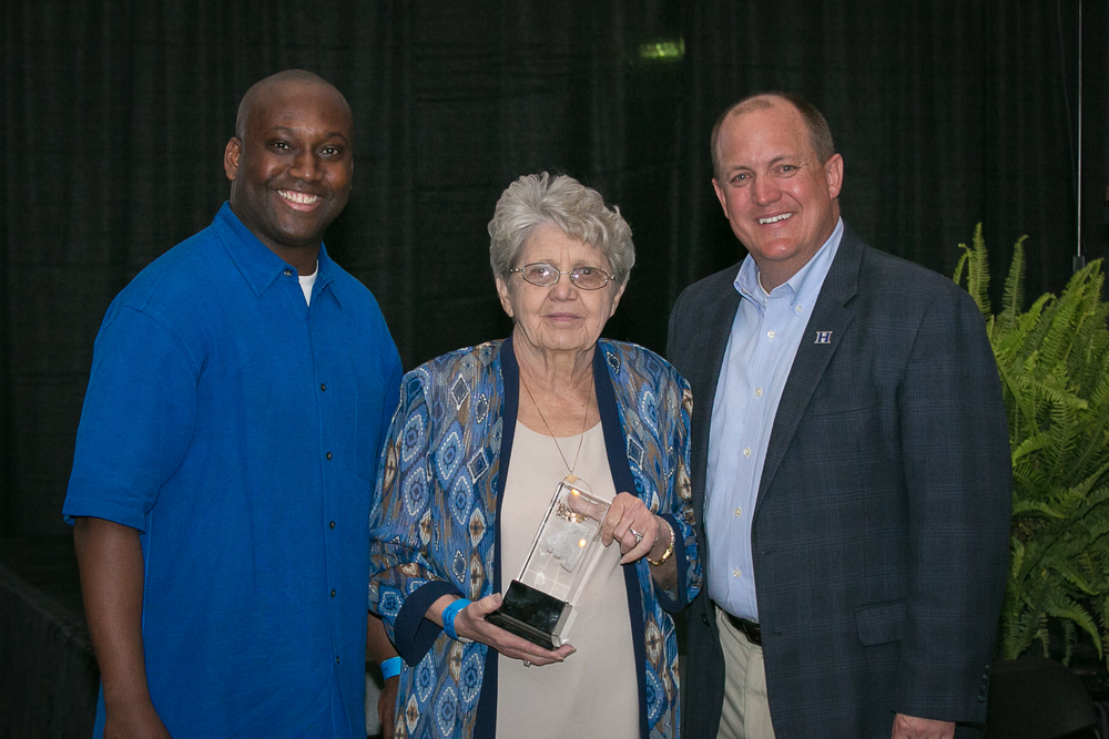 Esprit de Corps award: Mrs. Marilyn Dempsey Read more>>>