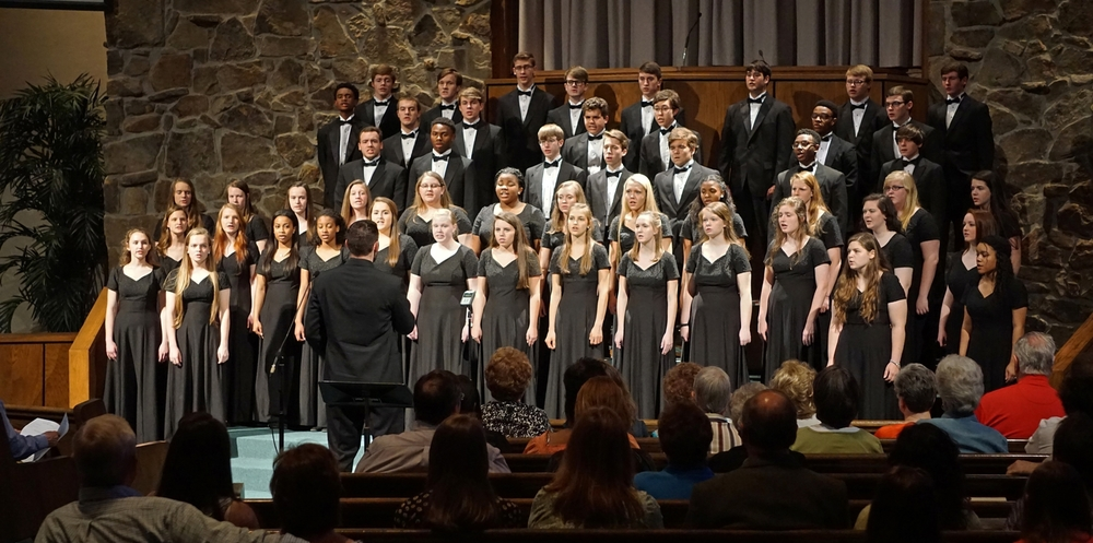 All Choruses Spring concert 2015