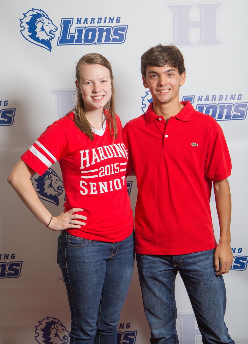 Scholar Athletes: Kelsey Elkins and Christopher Galbreath