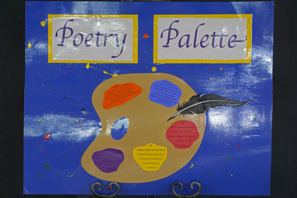Poetry Palette