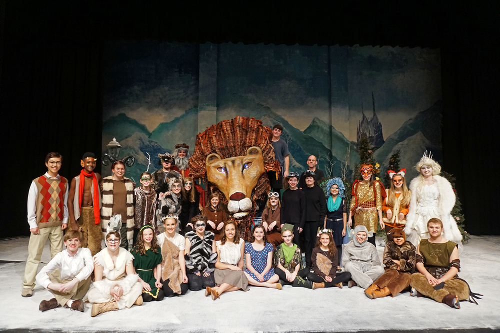 Congratulations to the cast and crew of  The Lion, the Witch, and the Wardrobe .