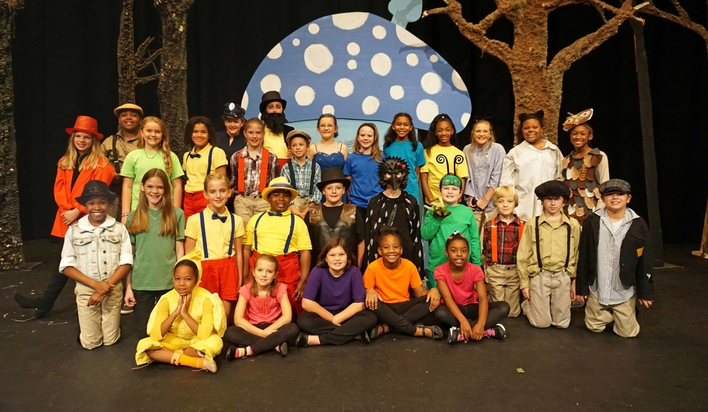 The Adventures of Pinocchio  Lower School | Sept. 2015