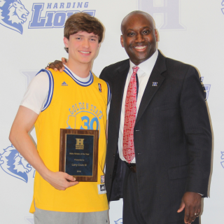 Male Athlete of the Year – Larry Crum III
