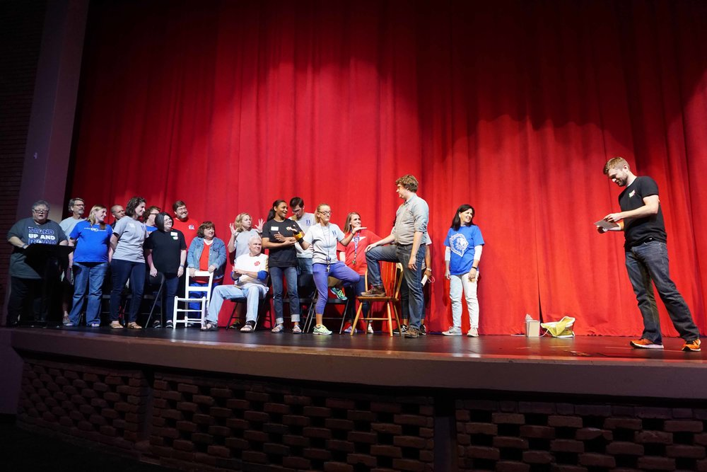 Sept30 Faculty:StaffHomecomingSkit05.jpg