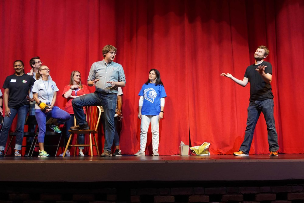 Sept30 Faculty:StaffHomecomingSkit07.jpg