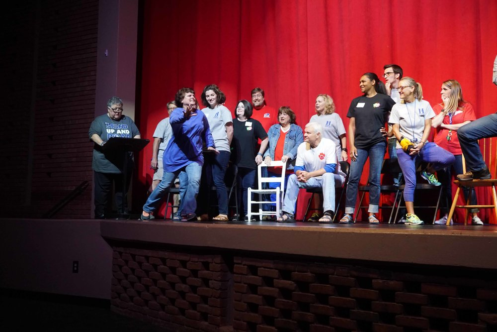 Sept30 Faculty:StaffHomecomingSkit08.jpg
