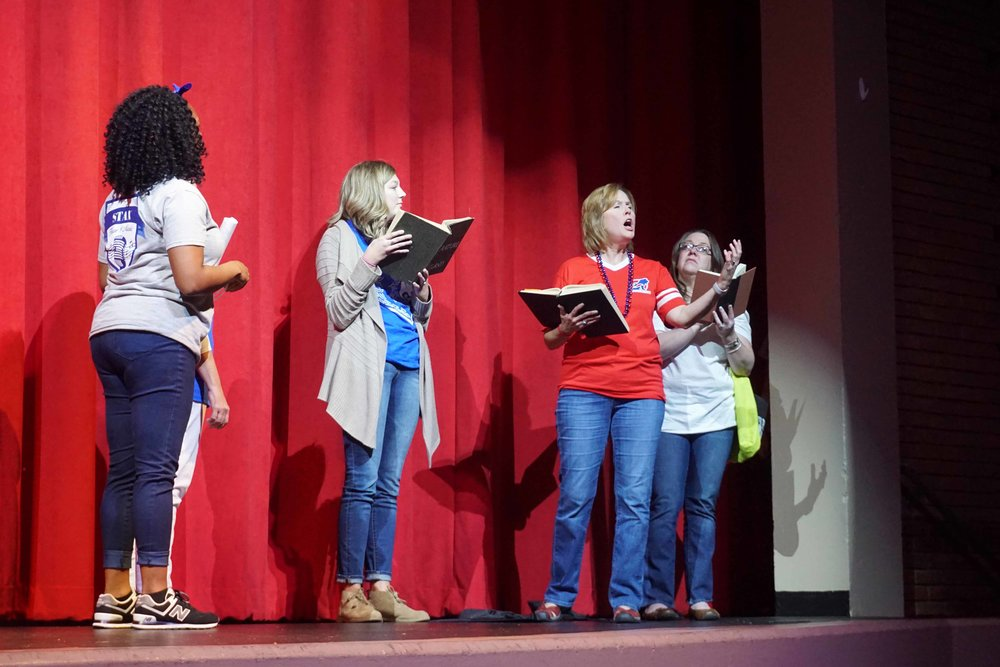 Sept30 Faculty:StaffHomecomingSkit12.jpg
