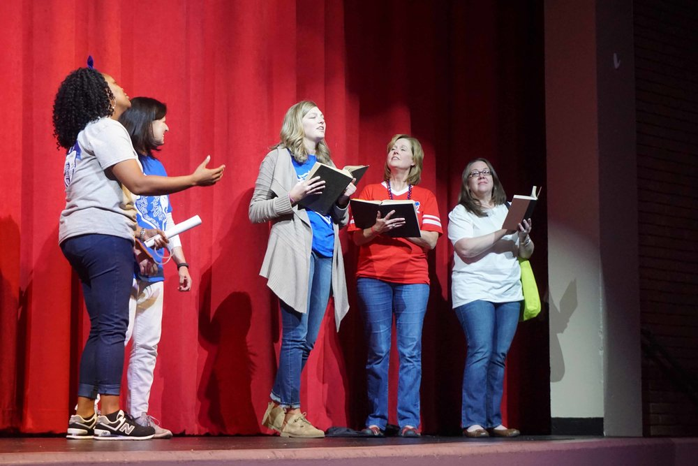 Sept30 Faculty:StaffHomecomingSkit13.jpg