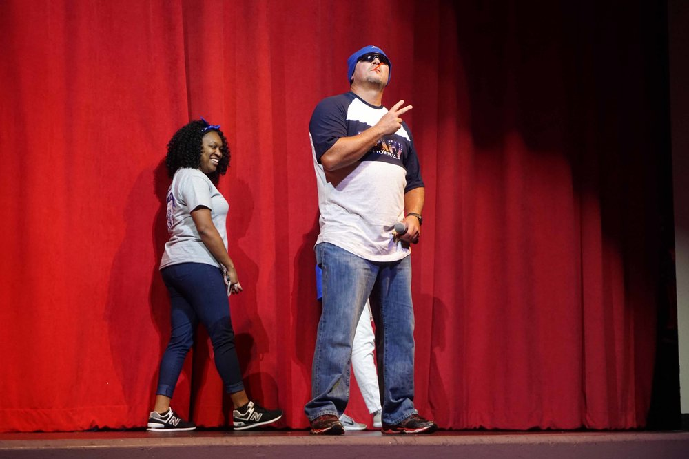 Sept30 Faculty:StaffHomecomingSkit18.jpg