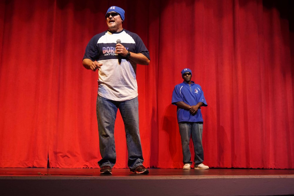 Sept30 Faculty:StaffHomecomingSkit21.jpg