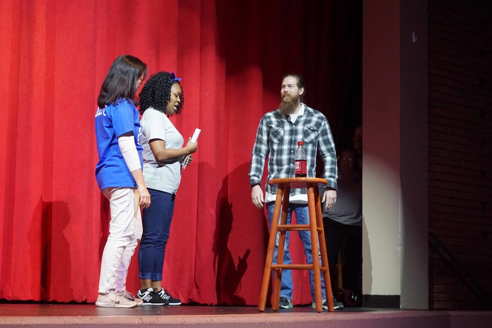 Sept30 Faculty:StaffHomecomingSkit30.jpg
