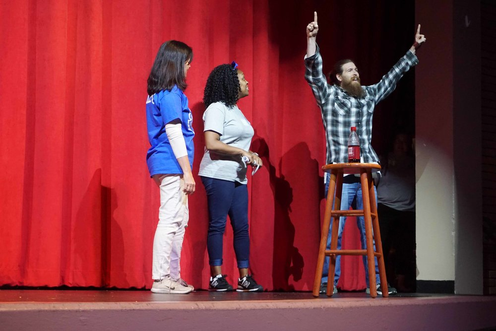 Sept30 Faculty:StaffHomecomingSkit31.jpg