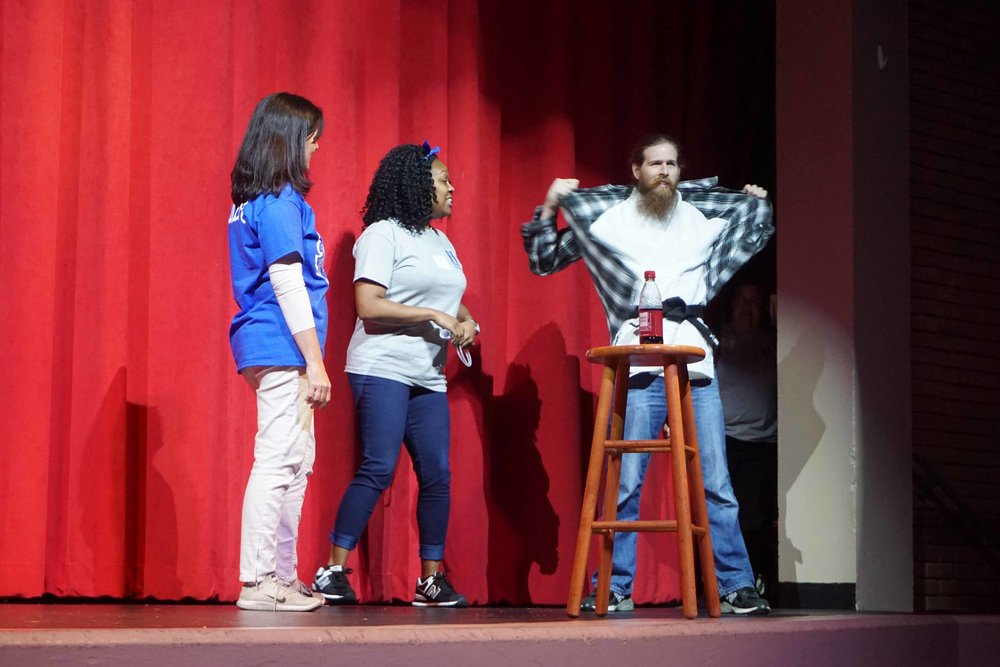 Sept30 Faculty:StaffHomecomingSkit32.jpg