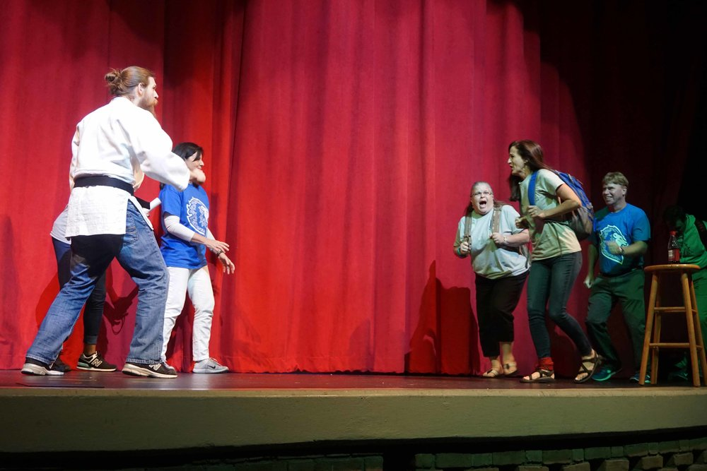 Sept30 Faculty:StaffHomecomingSkit38.jpg