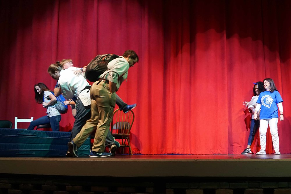 Sept30 Faculty:StaffHomecomingSkit41.jpg