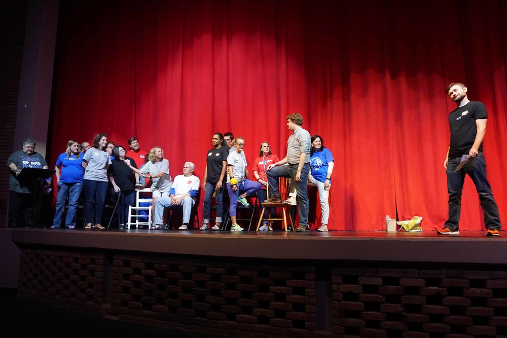 Sept30 Faculty:StaffHomecomingSkit03.jpg
