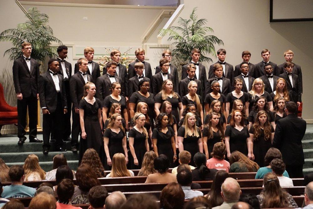 A Cappella Concert Series