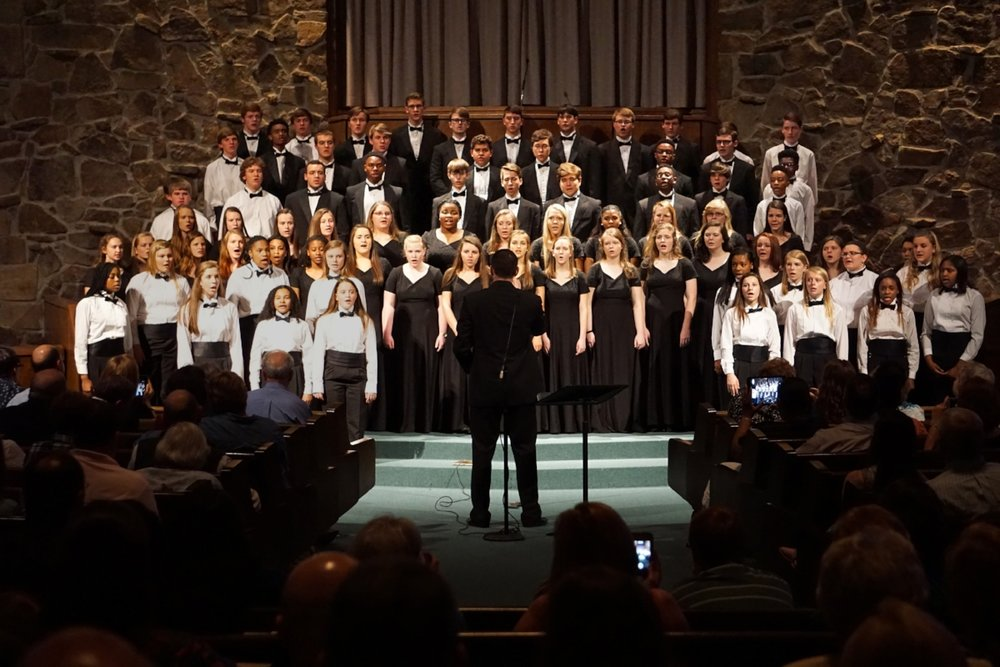 All Choruses Spring Concert