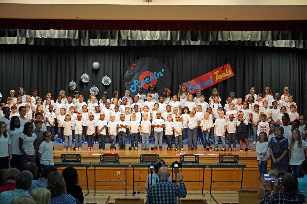 SK–Grade 4 Music Program