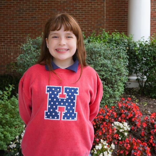 Hallie Nash CDLS Grade 6